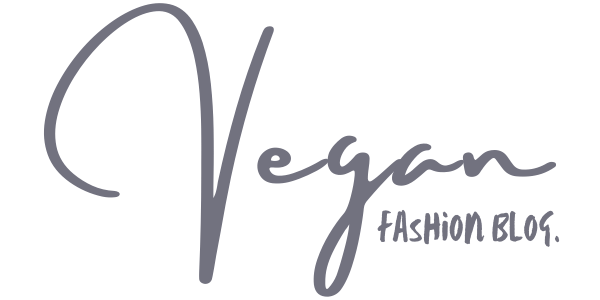 Vegan Fashion Blog!